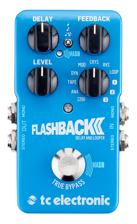 Flashback 2 Tc Electronic Flashback 2 Audiofanzine