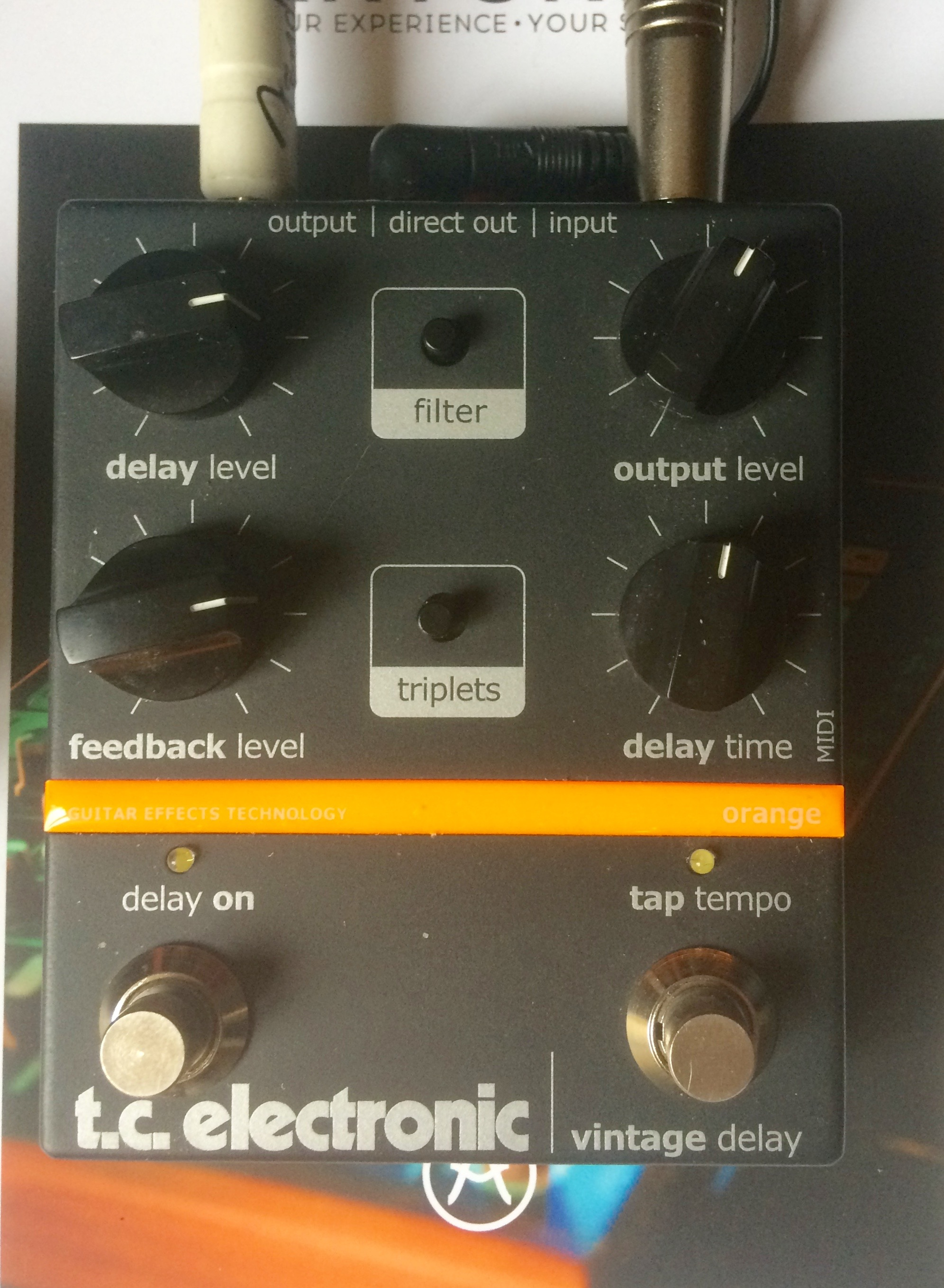 Tc Electronic Vintage Delay 40