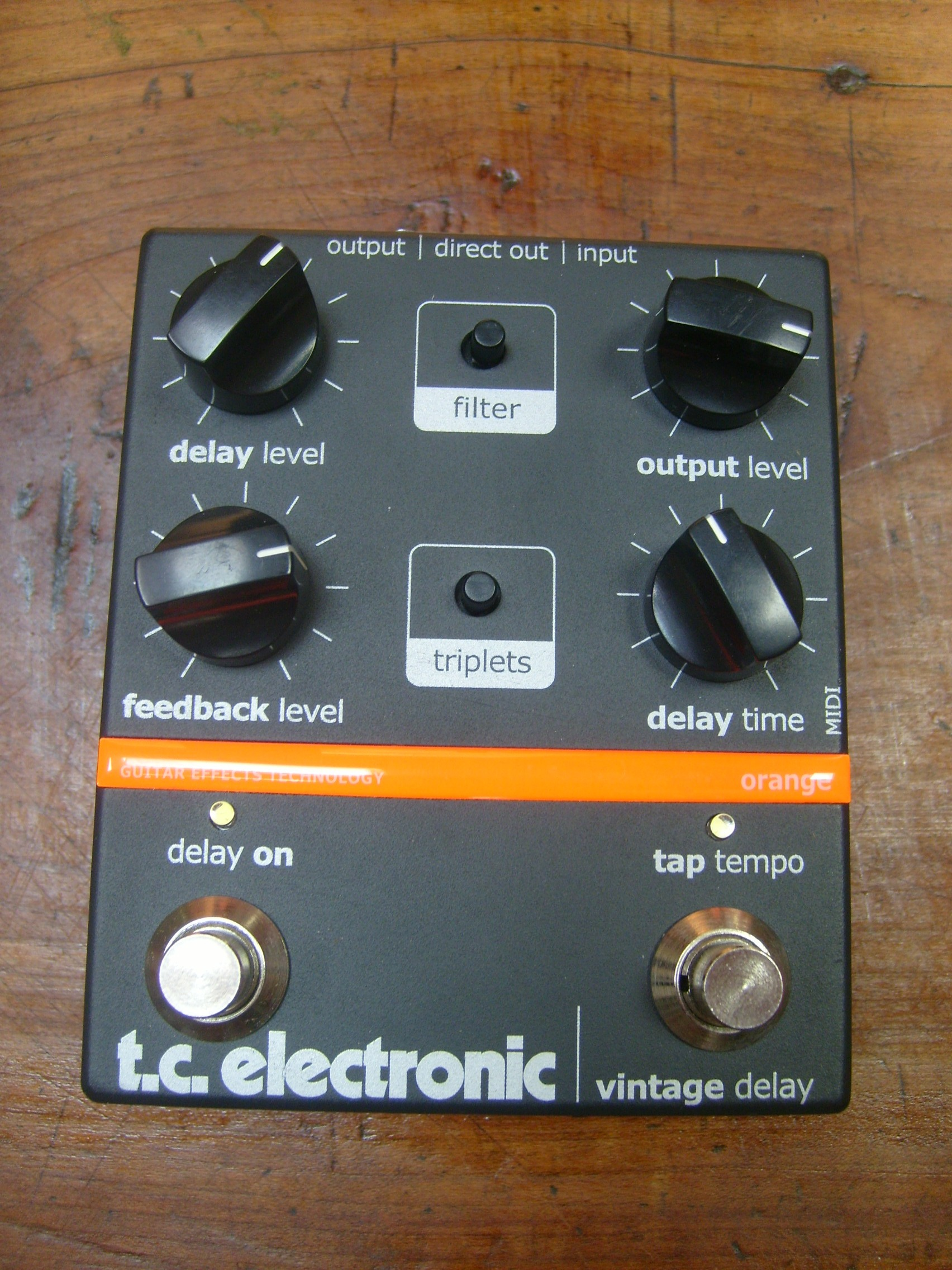 Tc Electronic Vintage Delay 78