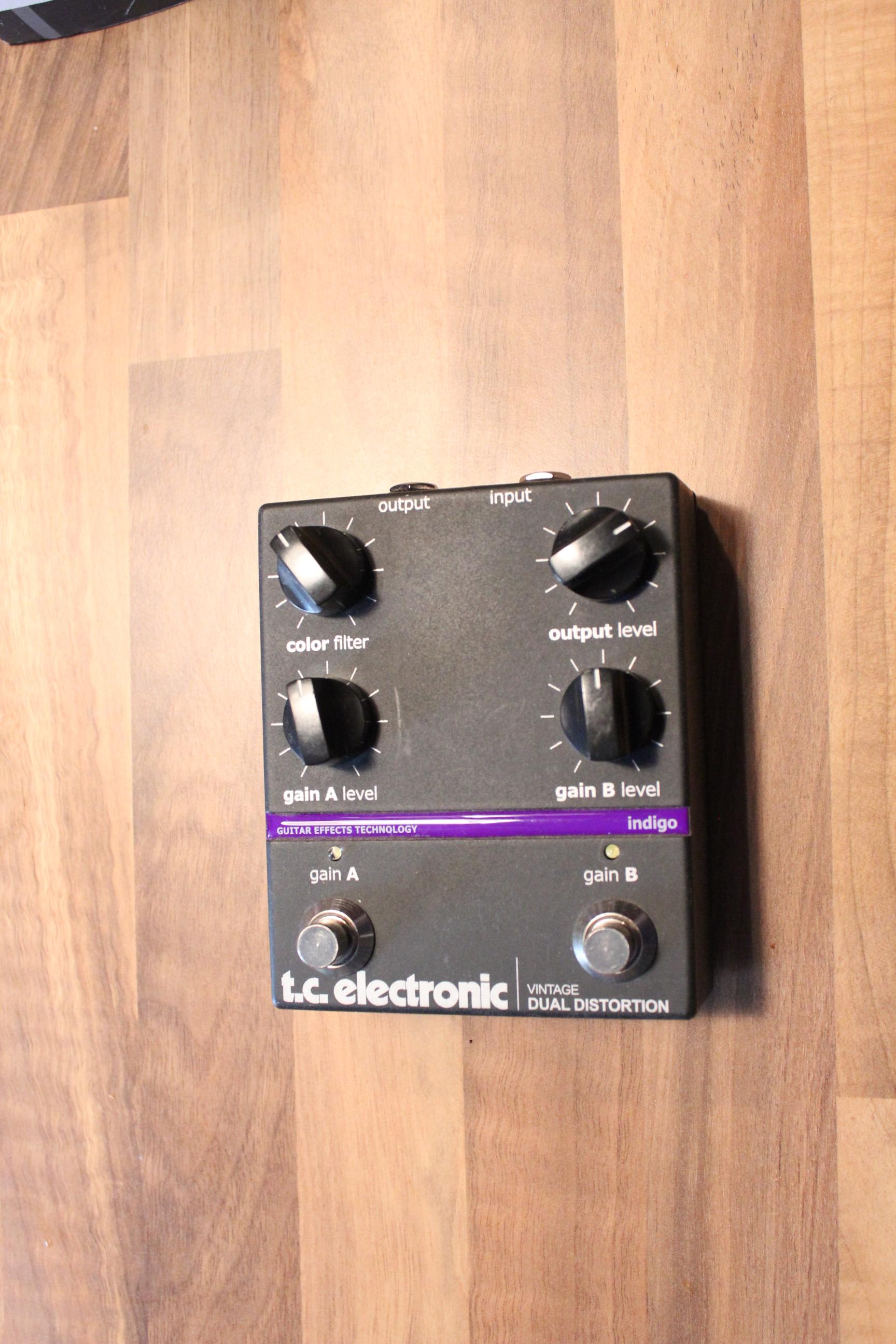 Tc Electronics Vintage 98
