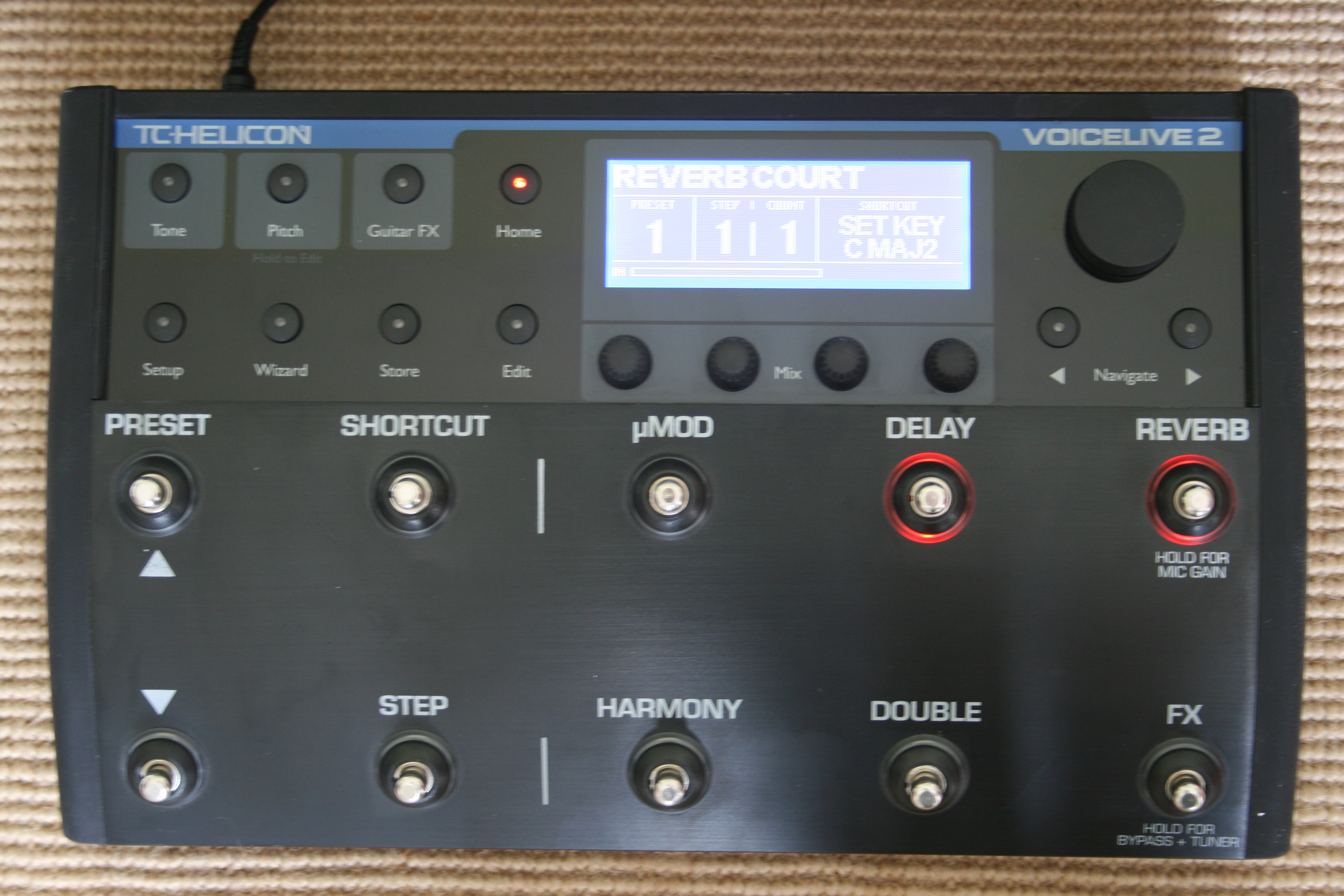 TC-Helicon VoiceLive 2 image (#425618) - Audiofanzine