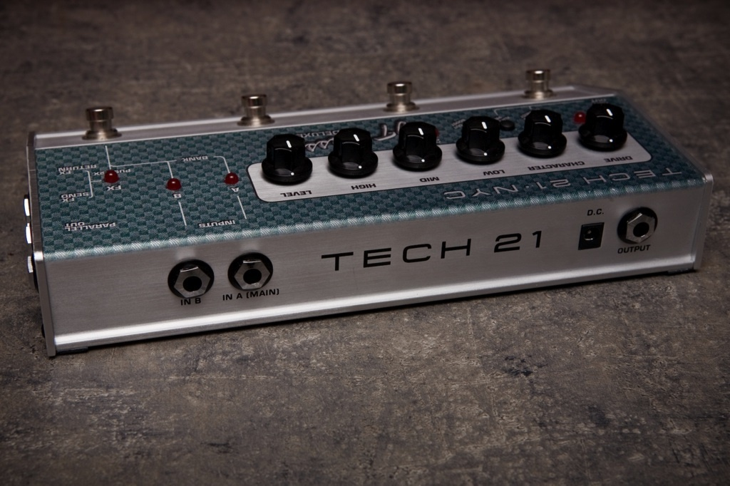 tech 21 vt bass manual