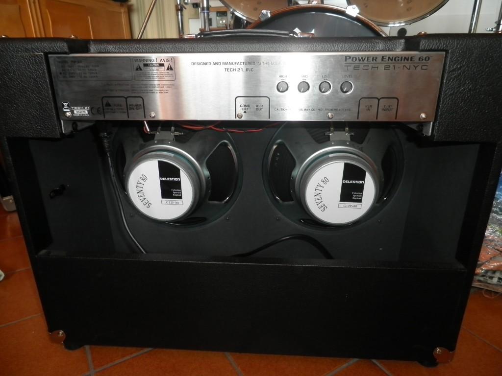 tech 21 power engine 60 2x12 image 708135 audiofanzine. Black Bedroom Furniture Sets. Home Design Ideas