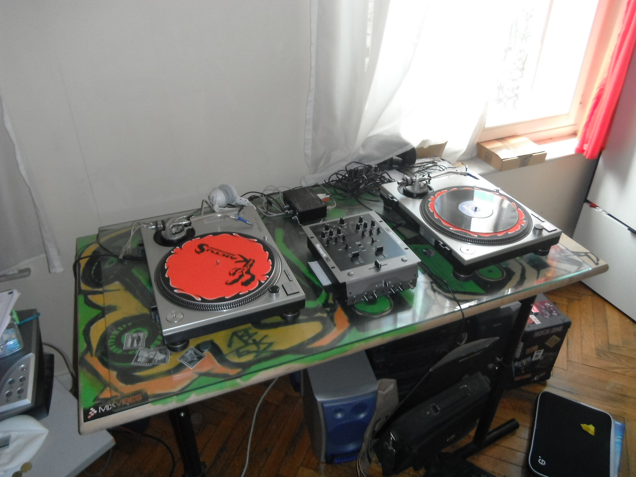platine vinyle technics - trendyyy