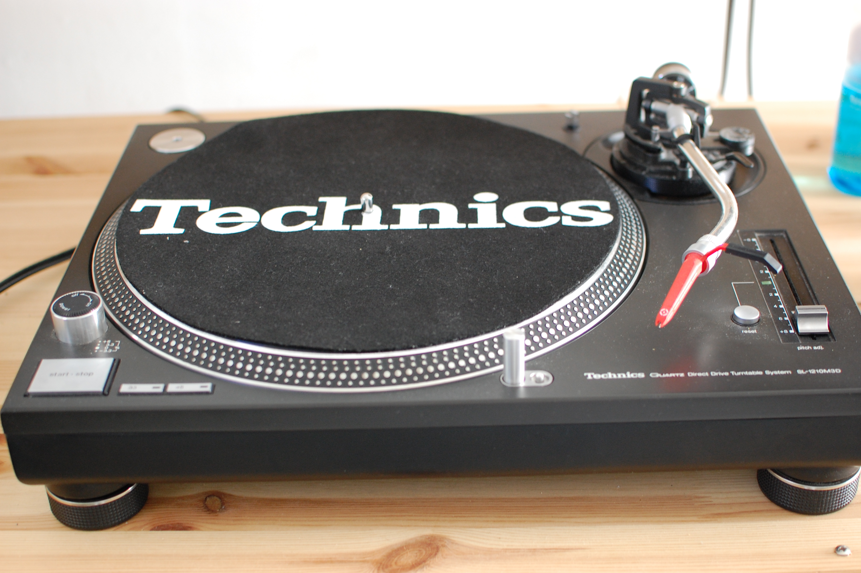 Photo Technics Sl 1210 M3d Technics Sl 1210 M3d 16554