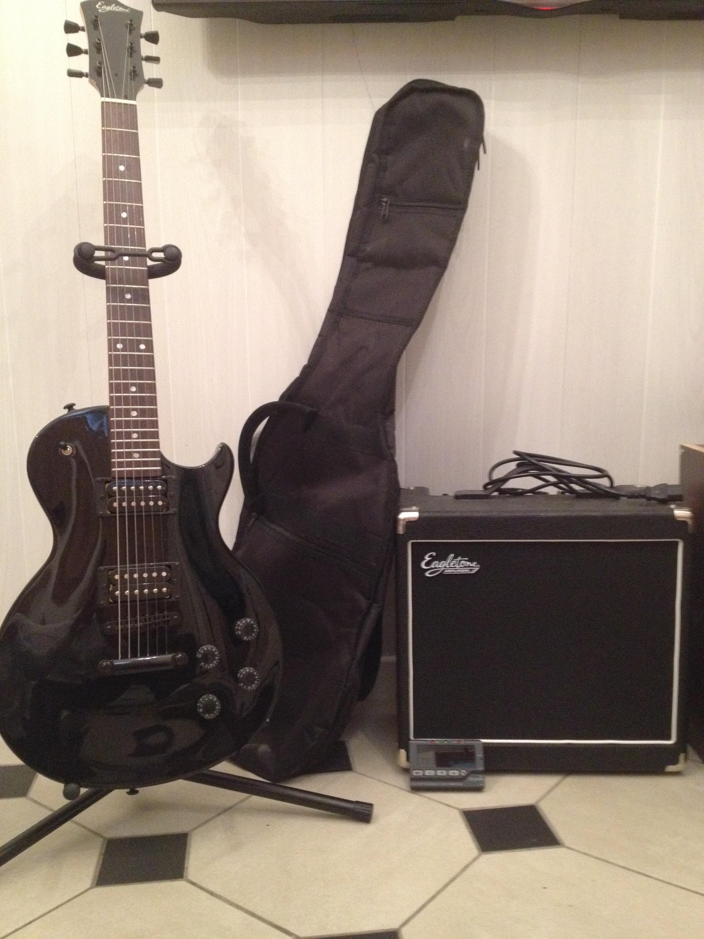 guitare electrique tenson