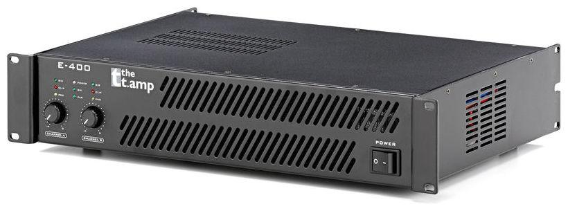 ampli sono amp e400