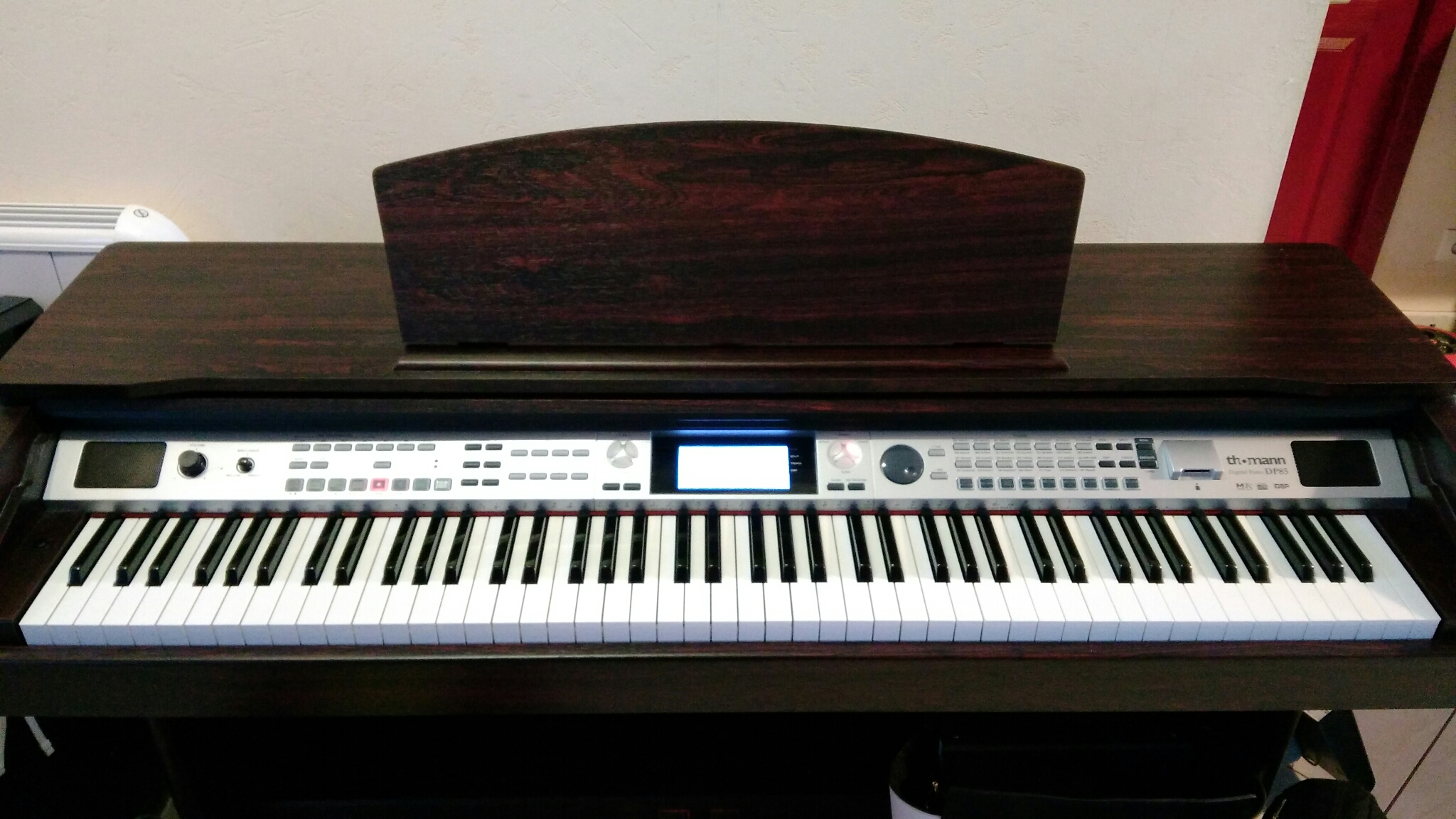 dp 85 arranger thomann dp 85 arranger audiofanzine. Black Bedroom Furniture Sets. Home Design Ideas