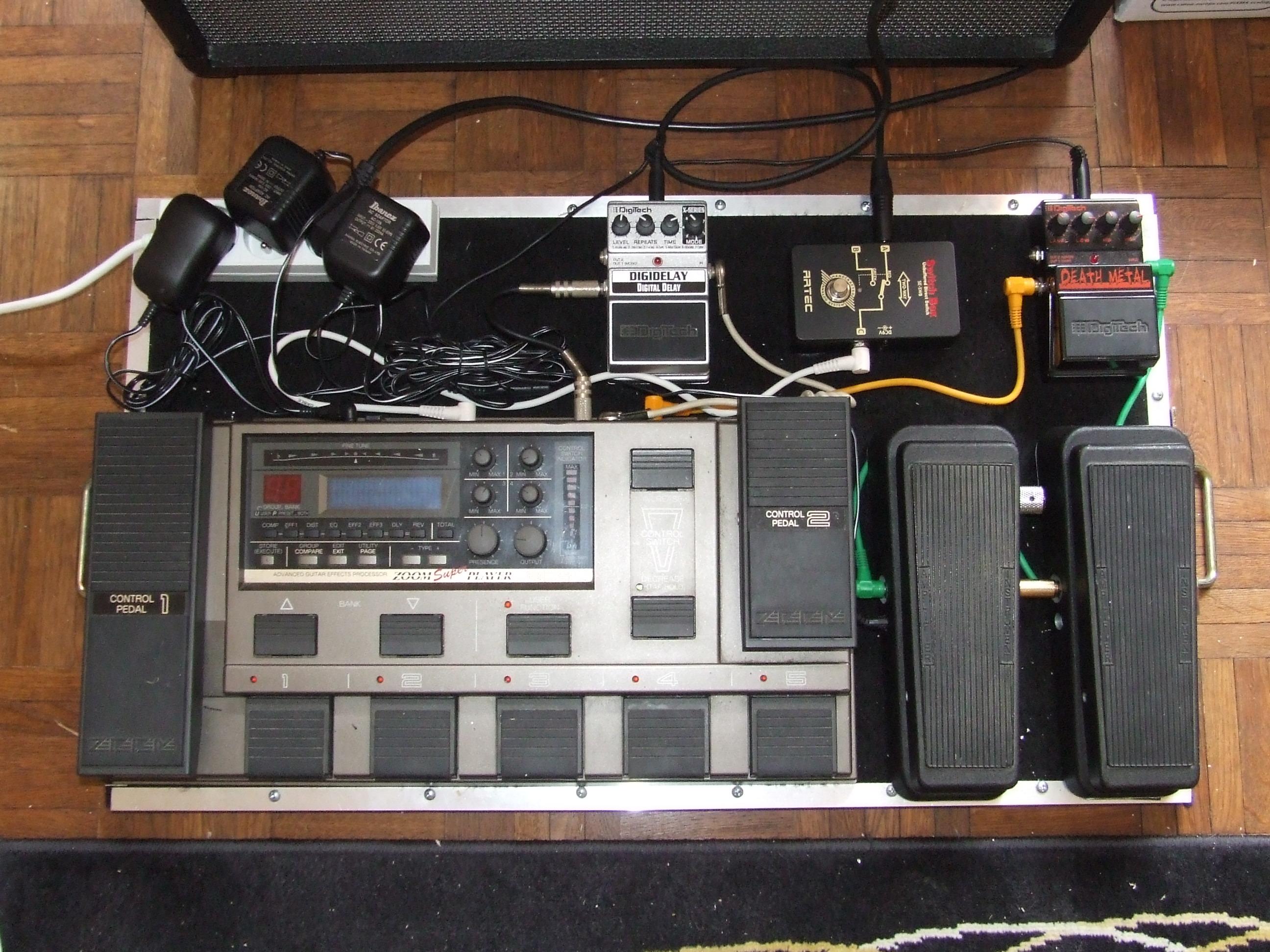 thon pedalboard large image 896530 audiofanzine. Black Bedroom Furniture Sets. Home Design Ideas