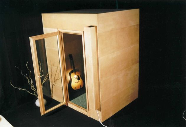Caisson Acoustique Silence Box Tip Top Wood Prix Neuf 4500