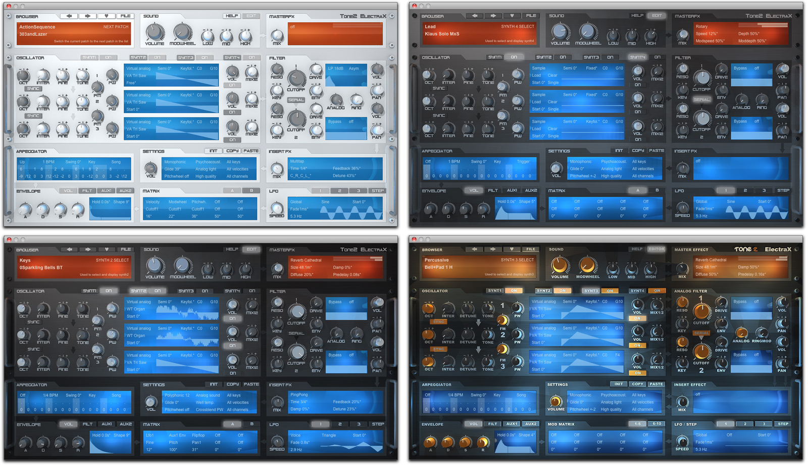 Electrax vst   Tone2 ElectraX Free Download (Cracked Files