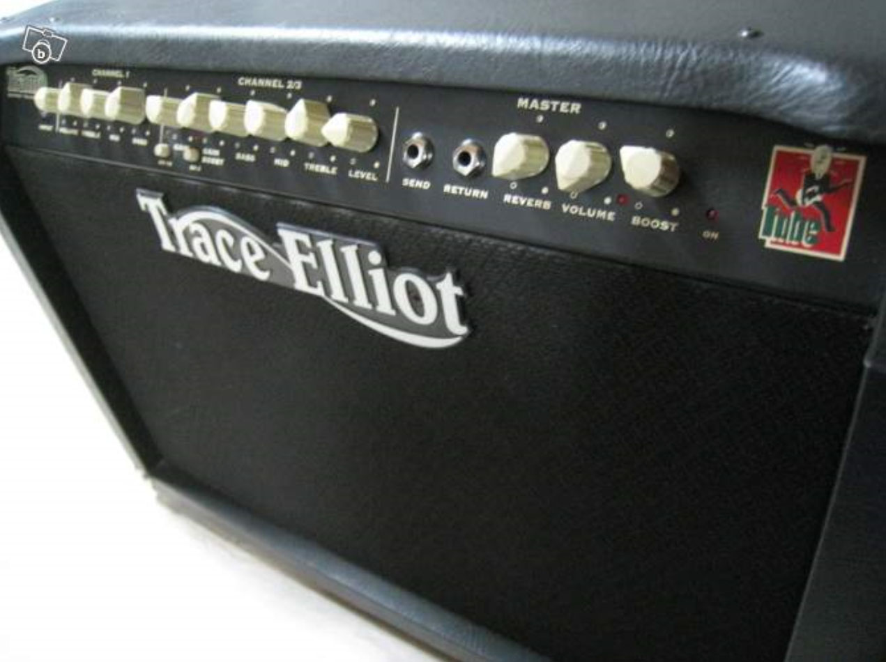 All user reviews for the Trace Elliot Super Tramp Twin Combo