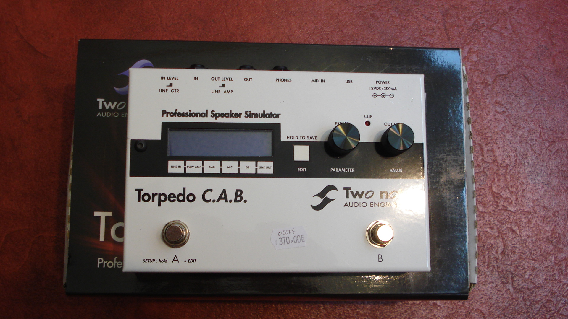 two notes torpedo studio manual