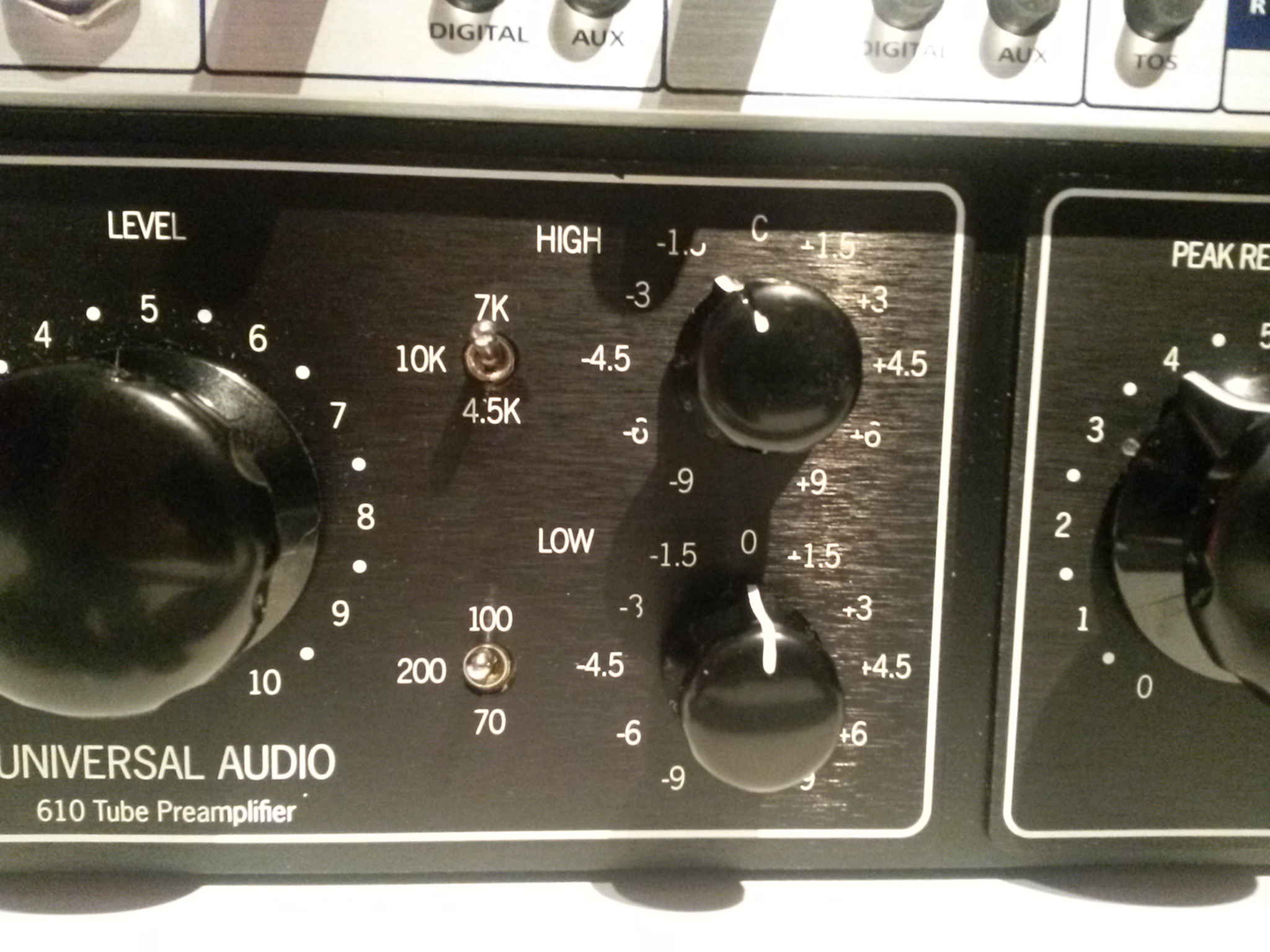 universal audio la 610 manual