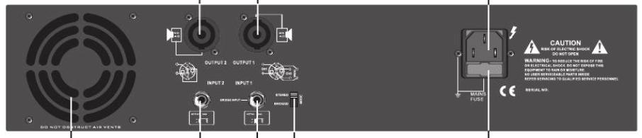 ampli sono us blaster usb 7124