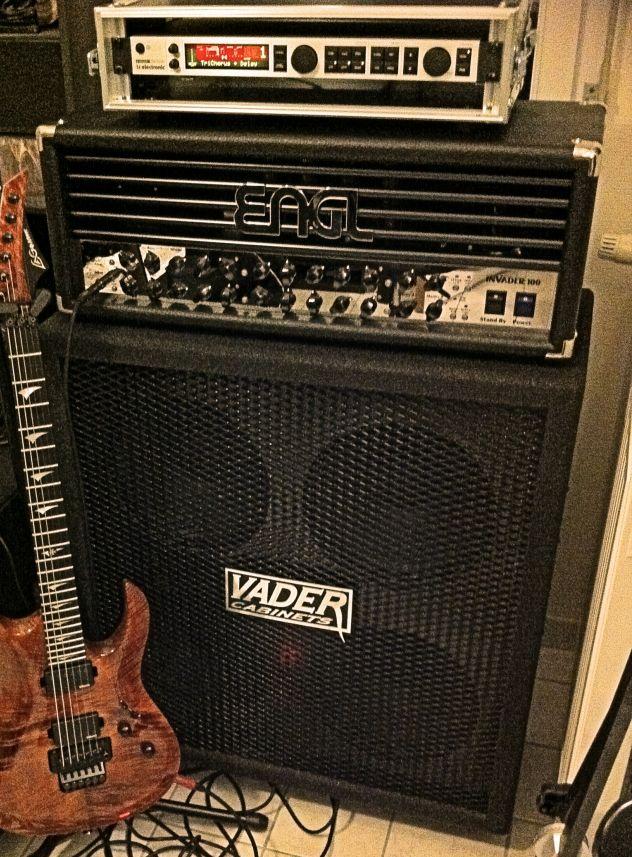 Vader Cabinets VC412BK image (#800762) - Audiofanzine