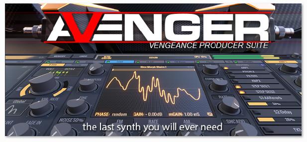 Vengeance Producer Suite - Avenger