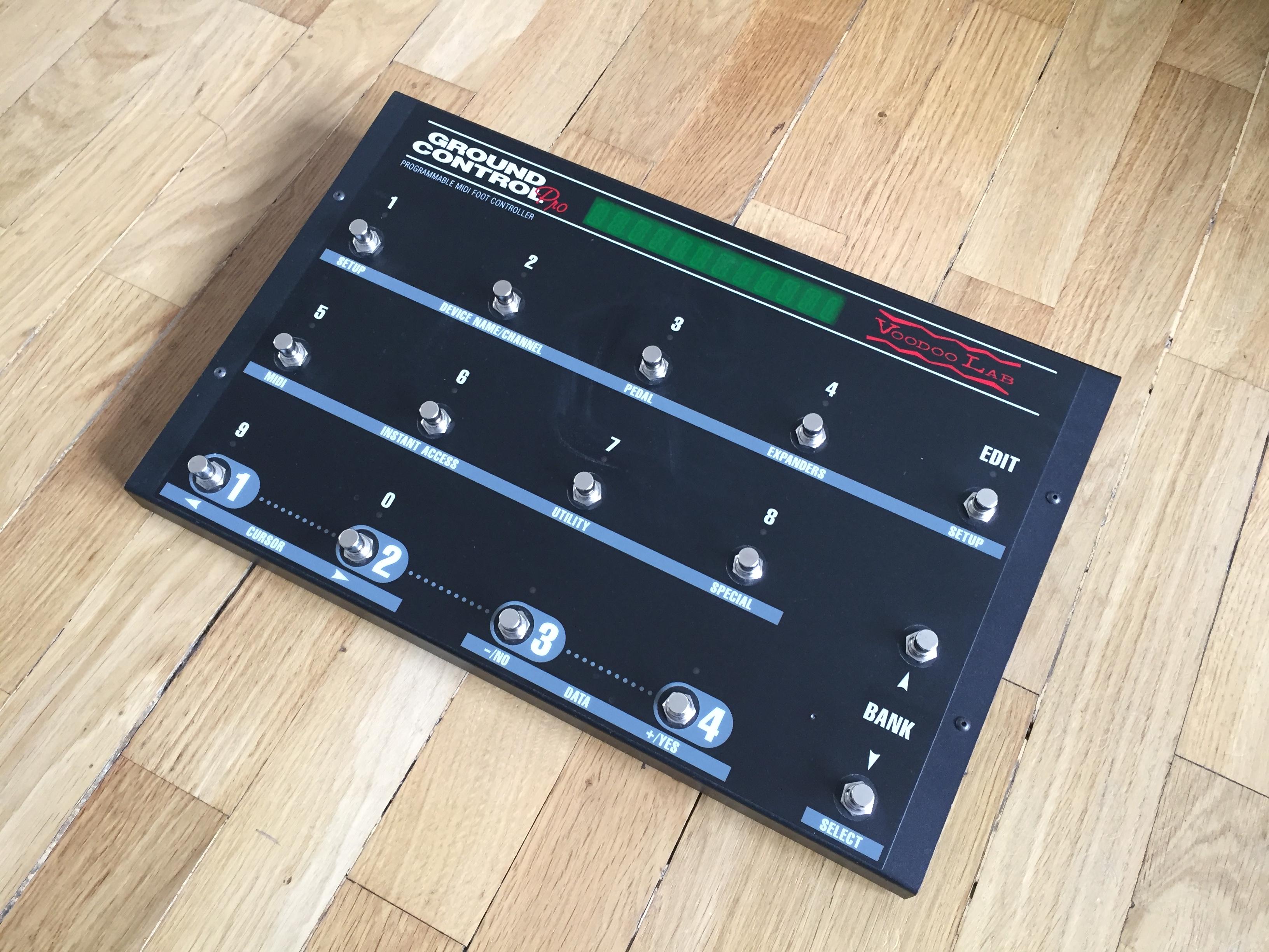 voodoo labs pedal power 2 manual