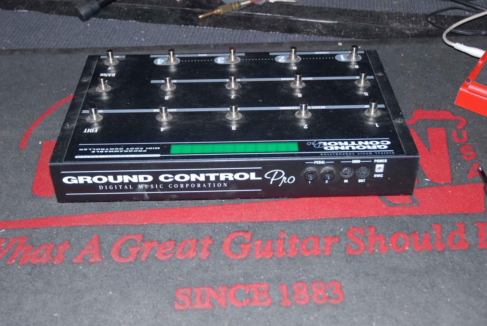 voodoo lab ground control pro image 185799 audiofanzine. Black Bedroom Furniture Sets. Home Design Ideas