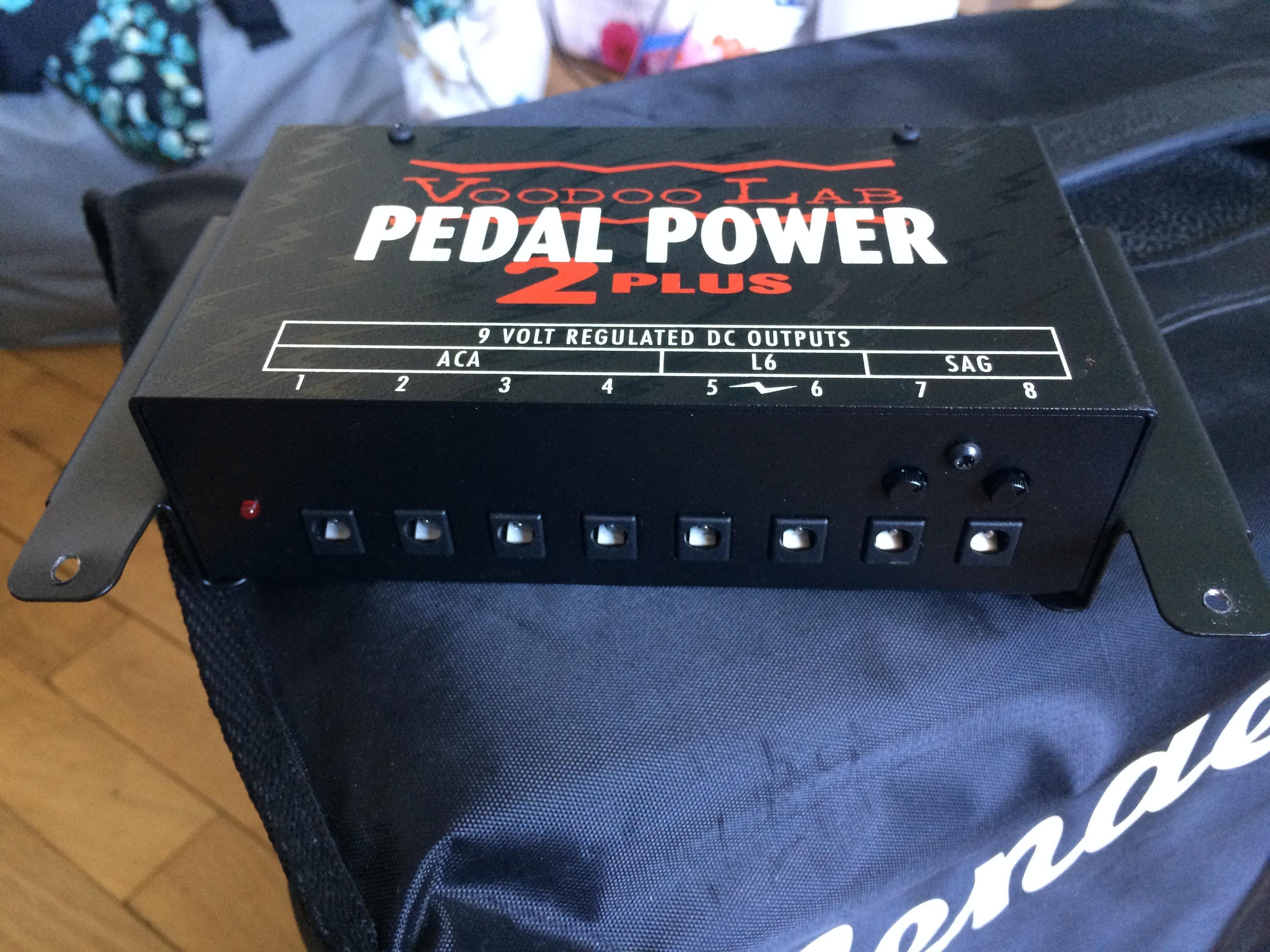 voodoo lab power plus 2 manual