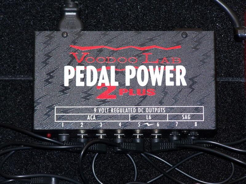 voodoo lab pedal power 2 plus image 46025 audiofanzine. Black Bedroom Furniture Sets. Home Design Ideas