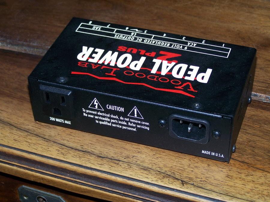 photo voodoo lab pedal power 2 plus voodoo lab pedal power 2 plus 10654 48206 audiofanzine. Black Bedroom Furniture Sets. Home Design Ideas