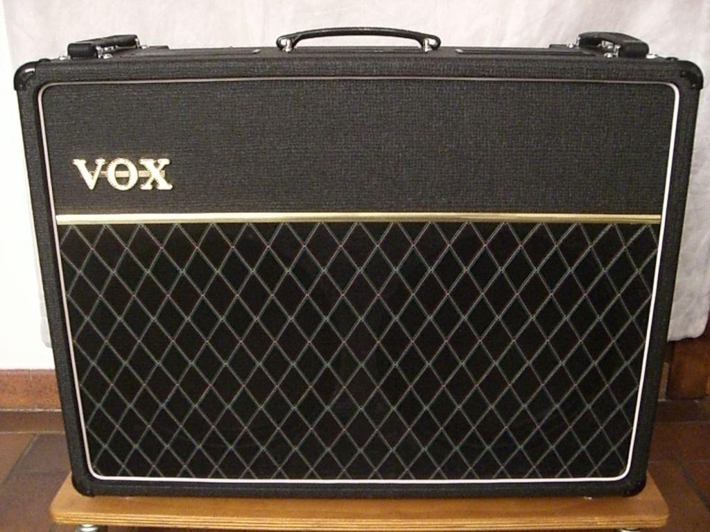 vintage vox ac30 amps