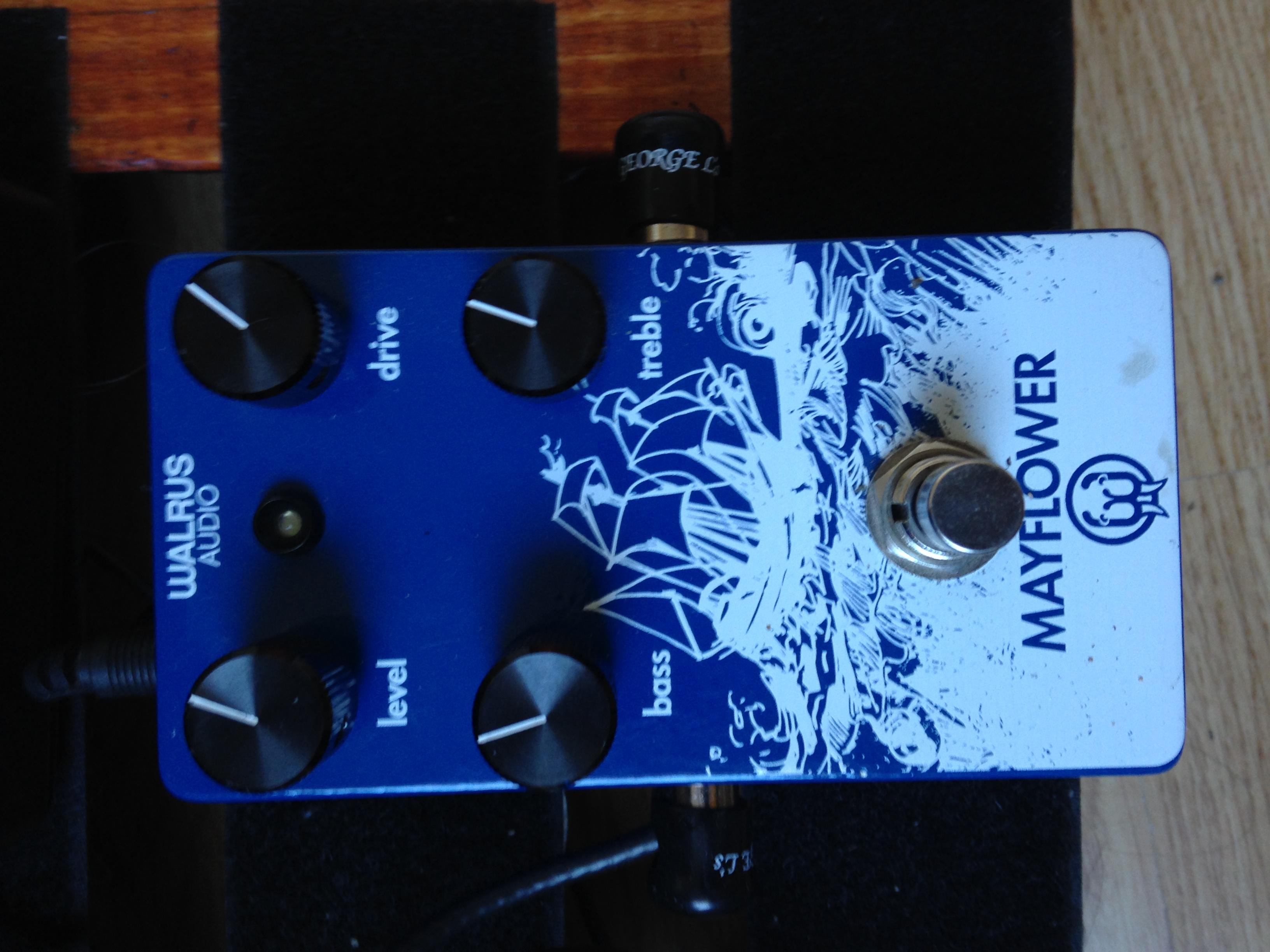 MAYFLOWER - Walrus Aud...