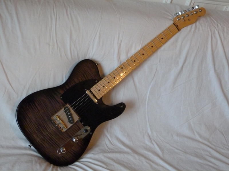 Warmoth Telecaster image (#317363) - Audiofanzine