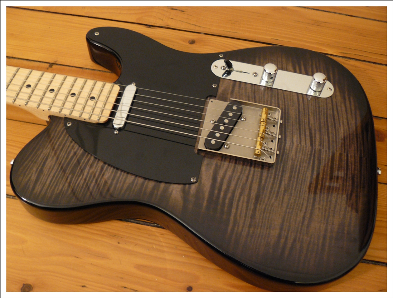 Warmoth Telecaster image (#329854) - Audiofanzine