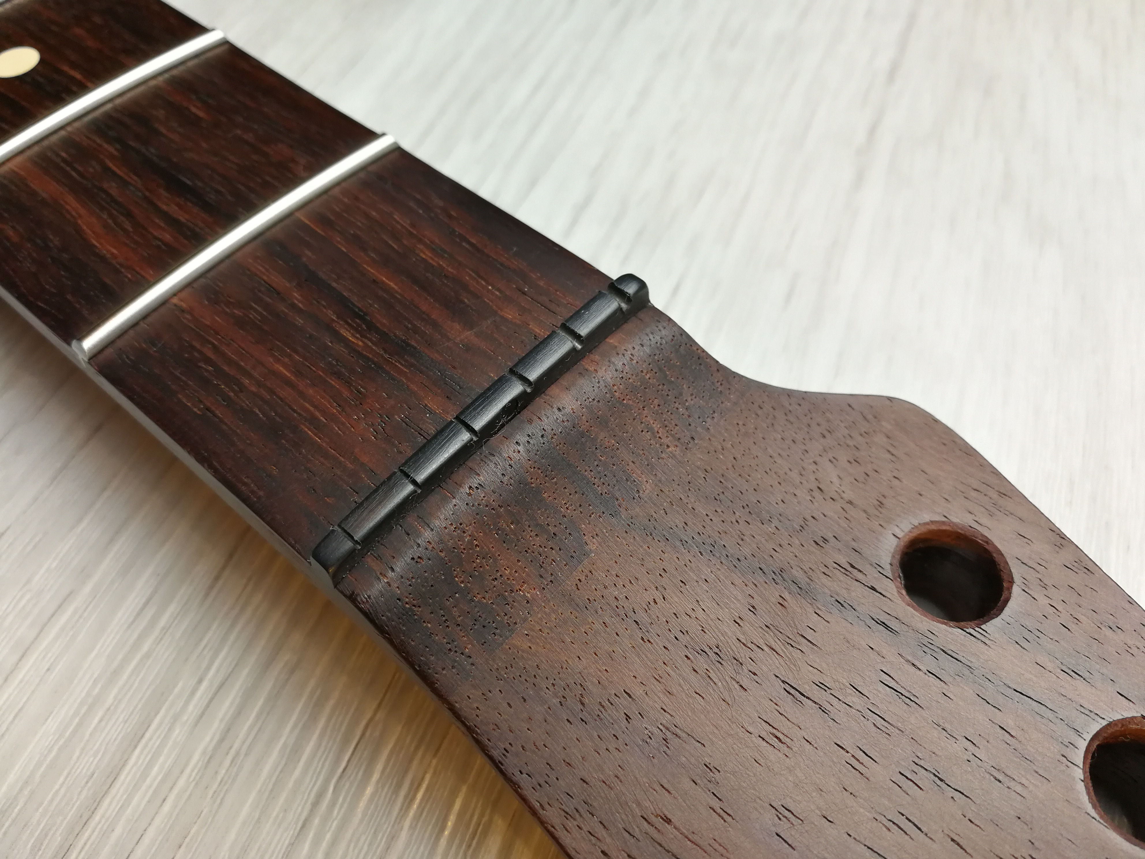 Pictures and images Warmoth Telecaster Neck - Audiofanzine