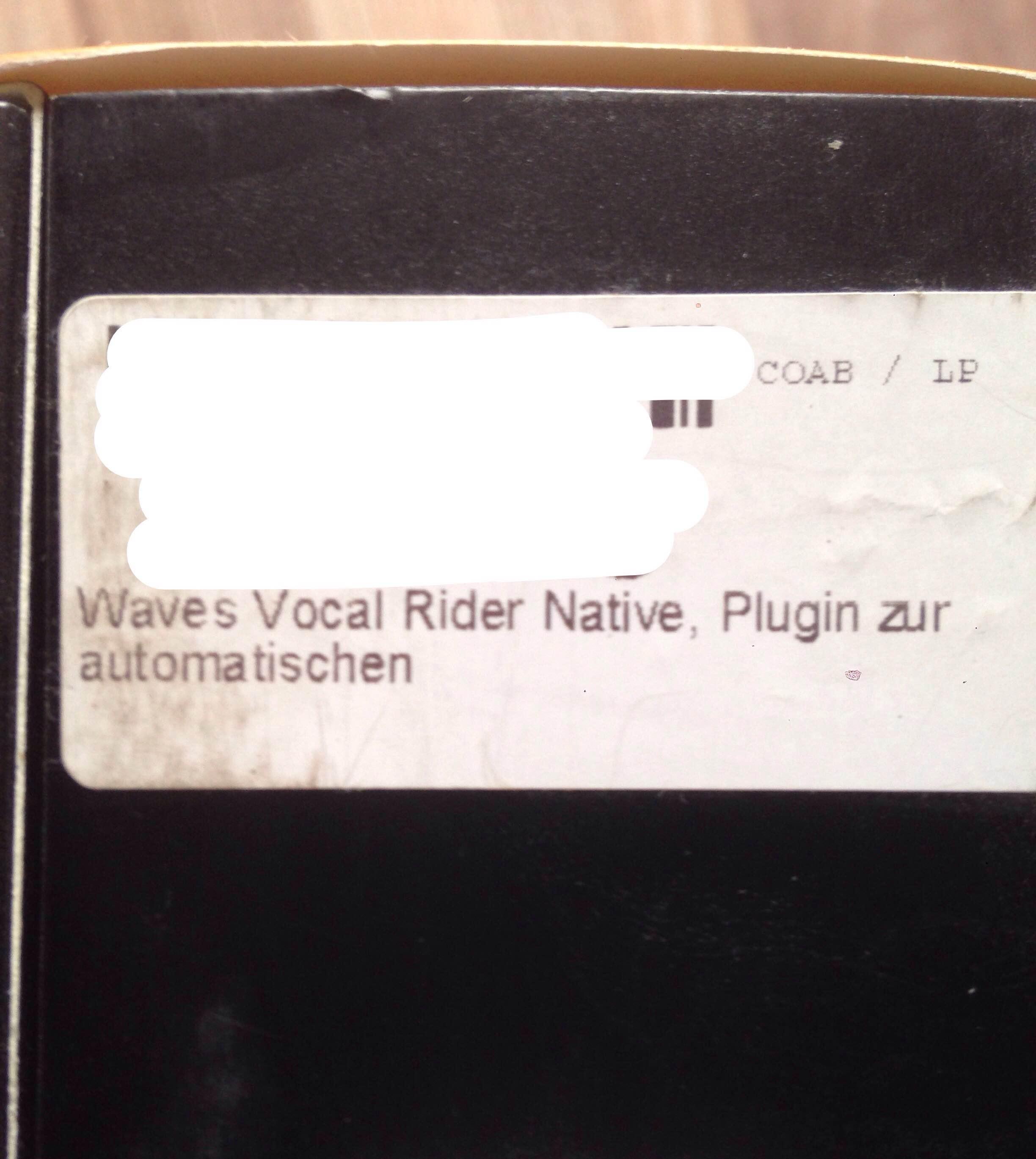 waves vocal rider tutorial