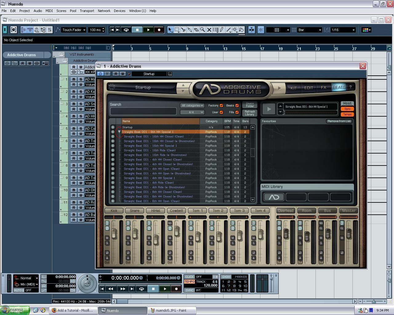Tutorial: No more searching through Drum Loops thanks to Addictive