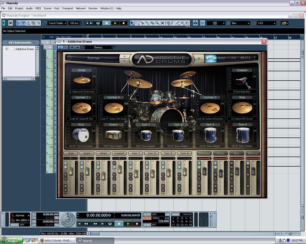 Tutorial: Personalizing your Drum Kit in Addictive Drums - Audiofanzine