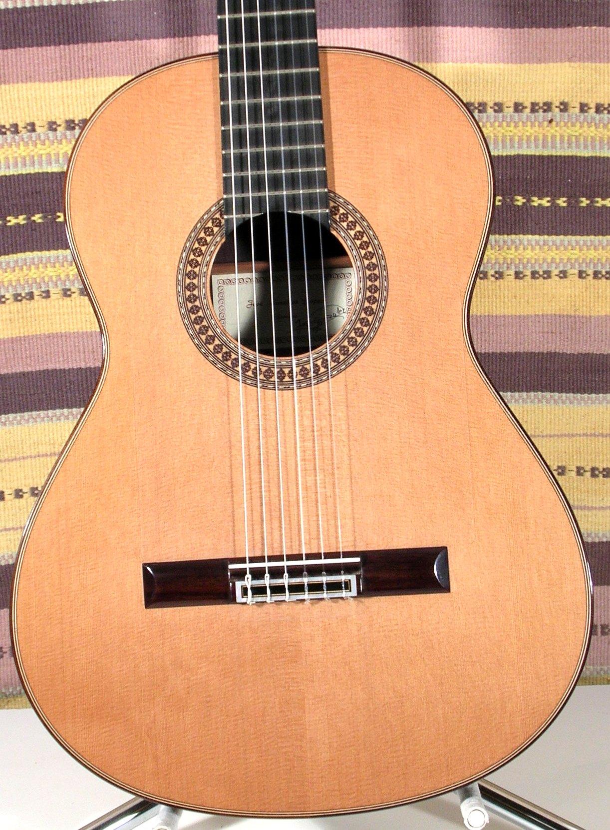 guitare acoustique xp