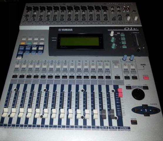 Table de mixage numerique yamaha 01v centre audiofanzine - Table de mixage numerique yamaha ...