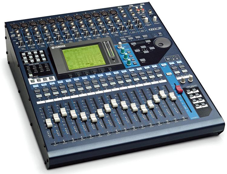 table de mixage yamaha 01v96 v2