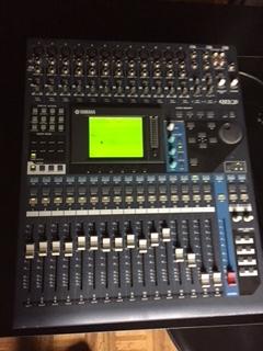 table de mixage numerique yamaha 01v96vcm
