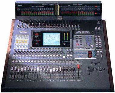 table de mixage numerique yamaha 02r