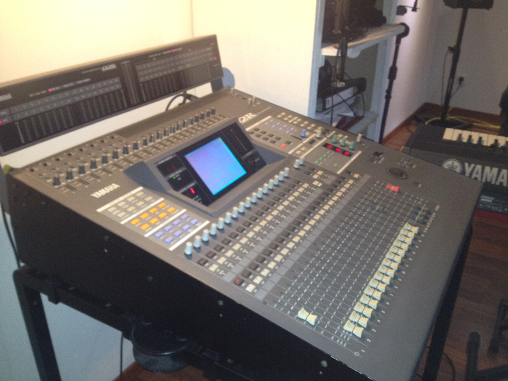 table de mixage o2r