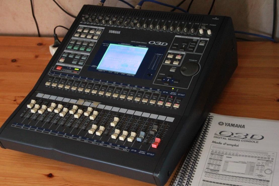 Yamaha 03d Digital Mixer Price : yamaha 03d image 184286 audiofanzine ~ Hamham.info Haus und Dekorationen