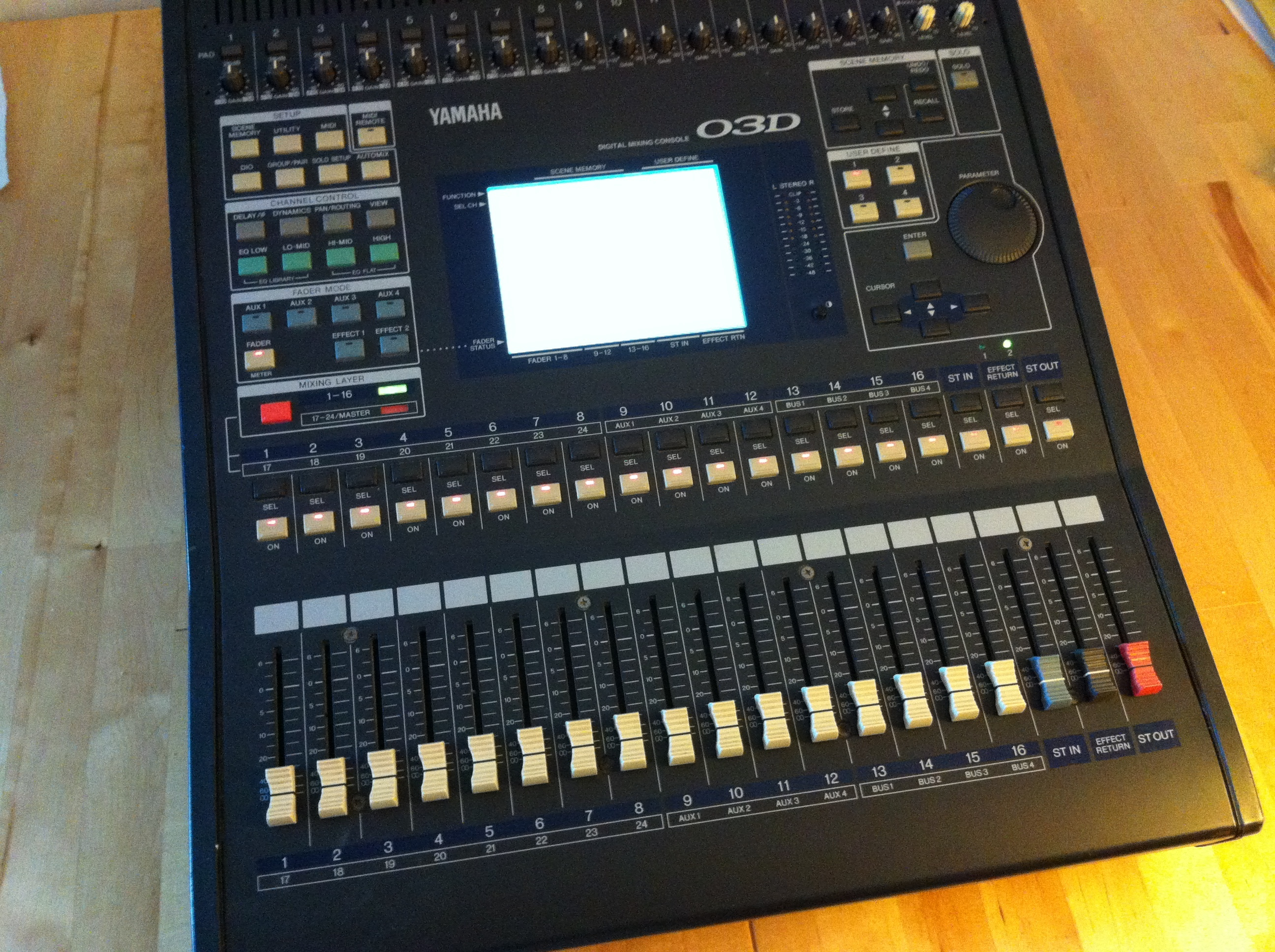 Yamaha 03d Digital Mixer Price : yamaha 03d image 411353 audiofanzine ~ Hamham.info Haus und Dekorationen
