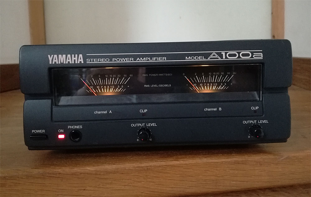Yamaha a100a image 2024720 audiofanzine for Yamaha clp 635 review