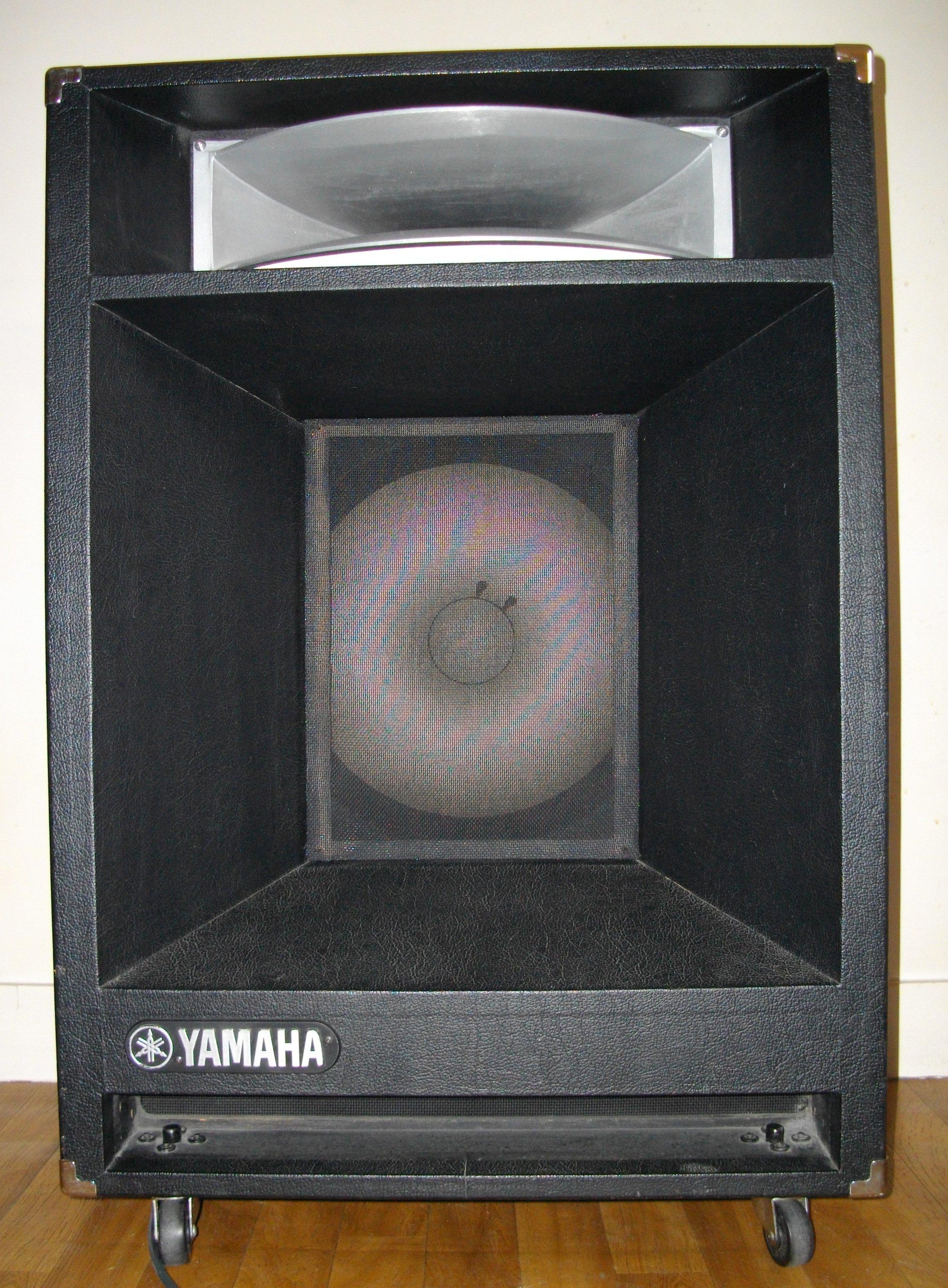 Yamaha Woofer Speaker