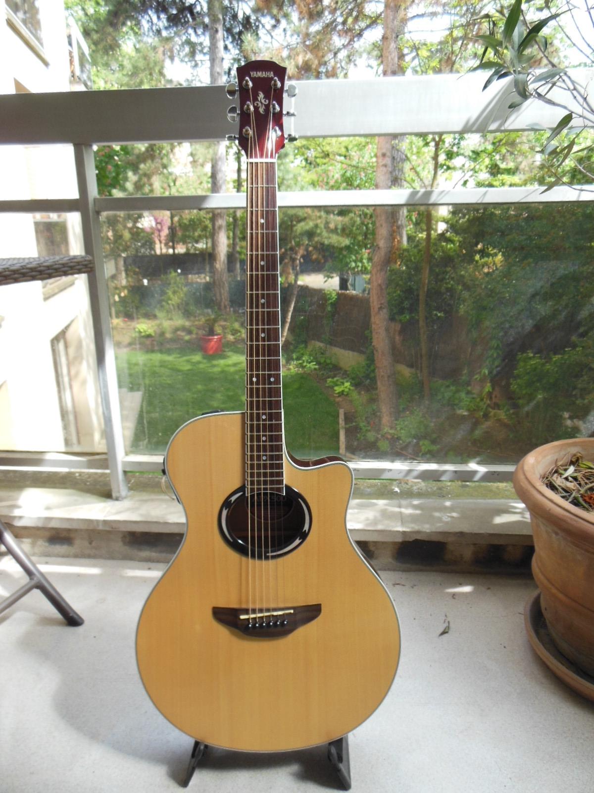 Yamaha Apx500 Image 610372 Audiofanzine