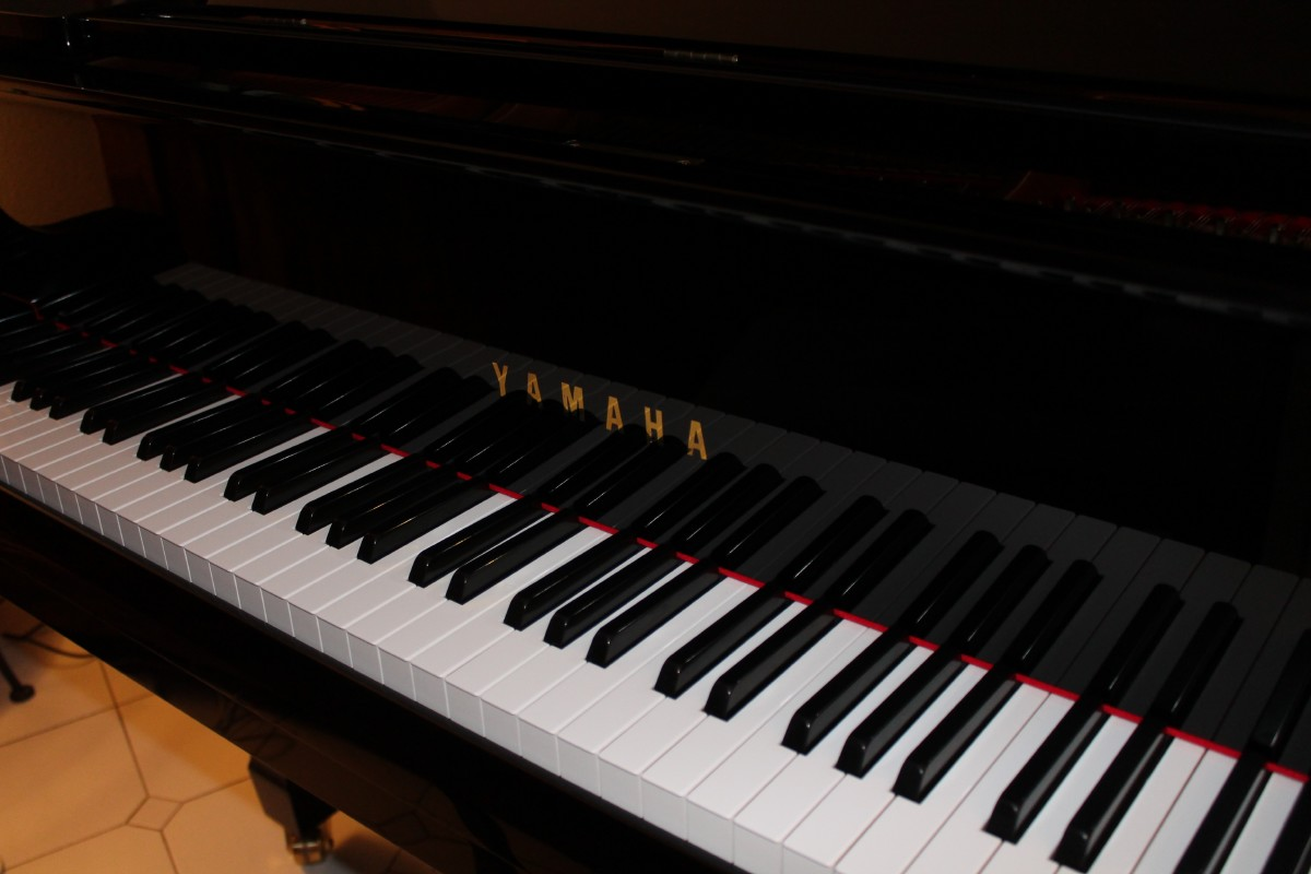 Yamaha c3 image 1452455 audiofanzine for Yamaha c3 piano review