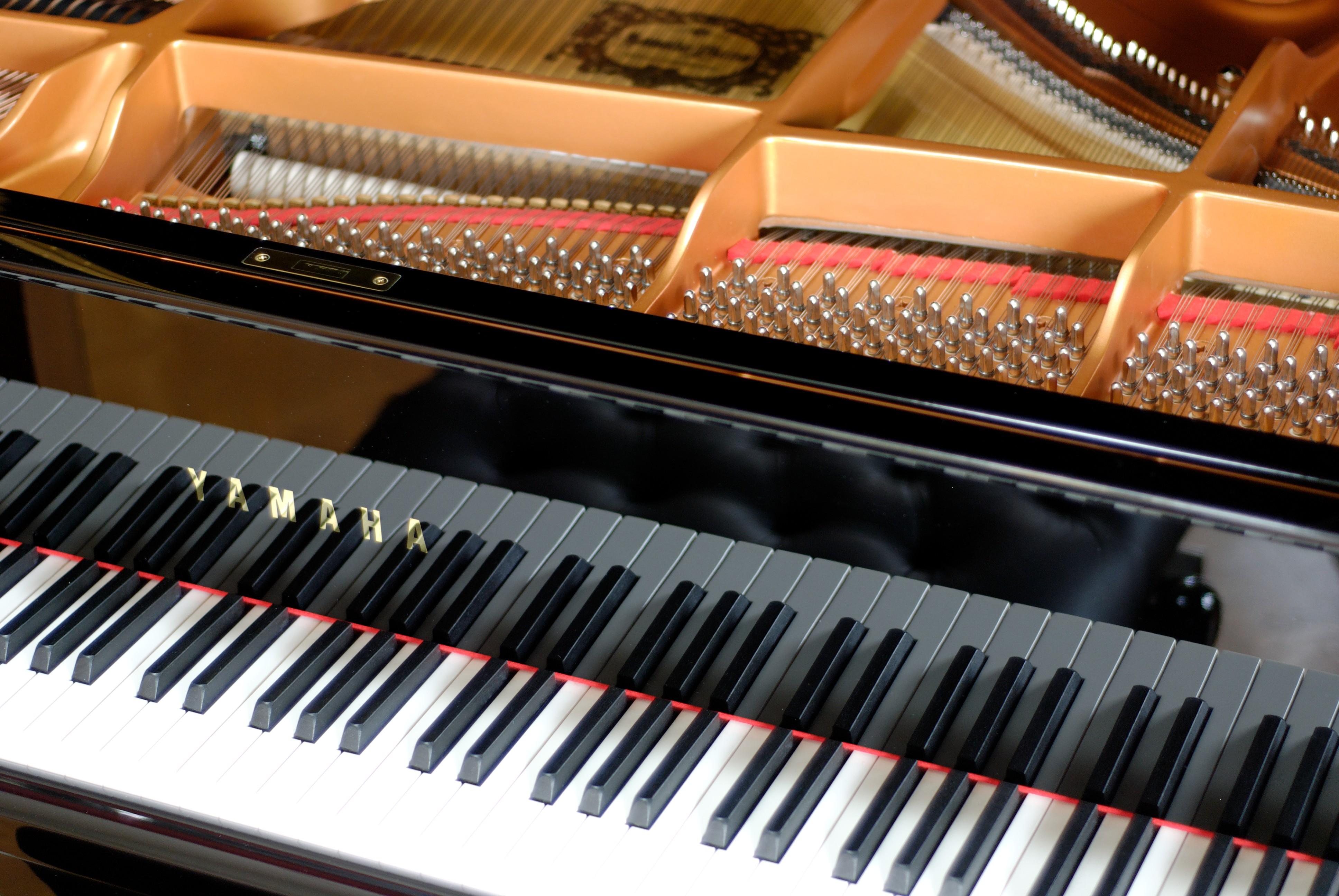 Yamaha c3 image 1767403 audiofanzine for Yamaha c3 piano review