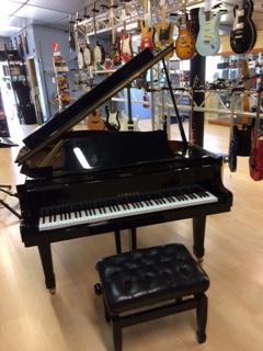 Yamaha c3 image 1806646 audiofanzine for Yamaha c3 piano review