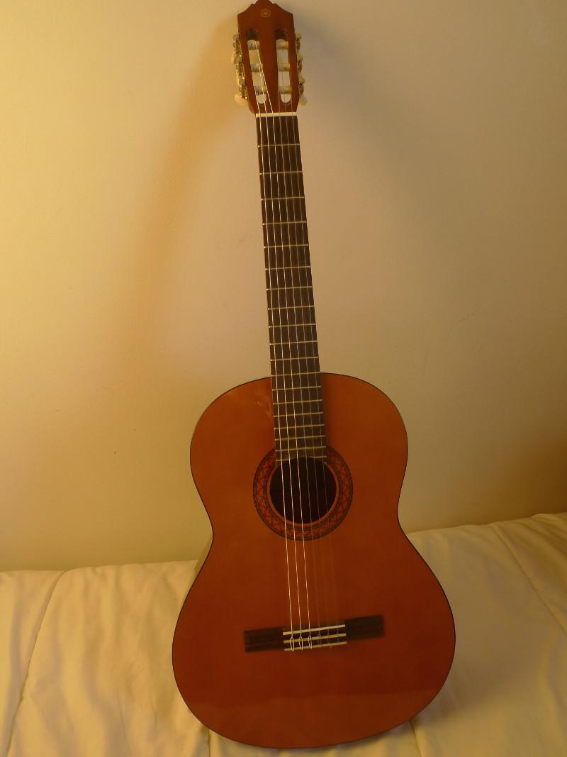 guitare classique yamaha c40 avis