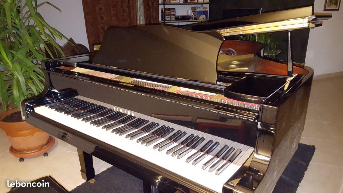 a vendre piano queue yamaha c5 provence alpes c te d 39 azur audiofanzine. Black Bedroom Furniture Sets. Home Design Ideas